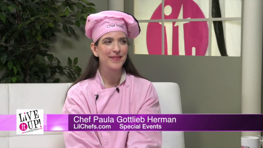 Live It Up with Donna Drake – Chef Paula Gottlieb Herman