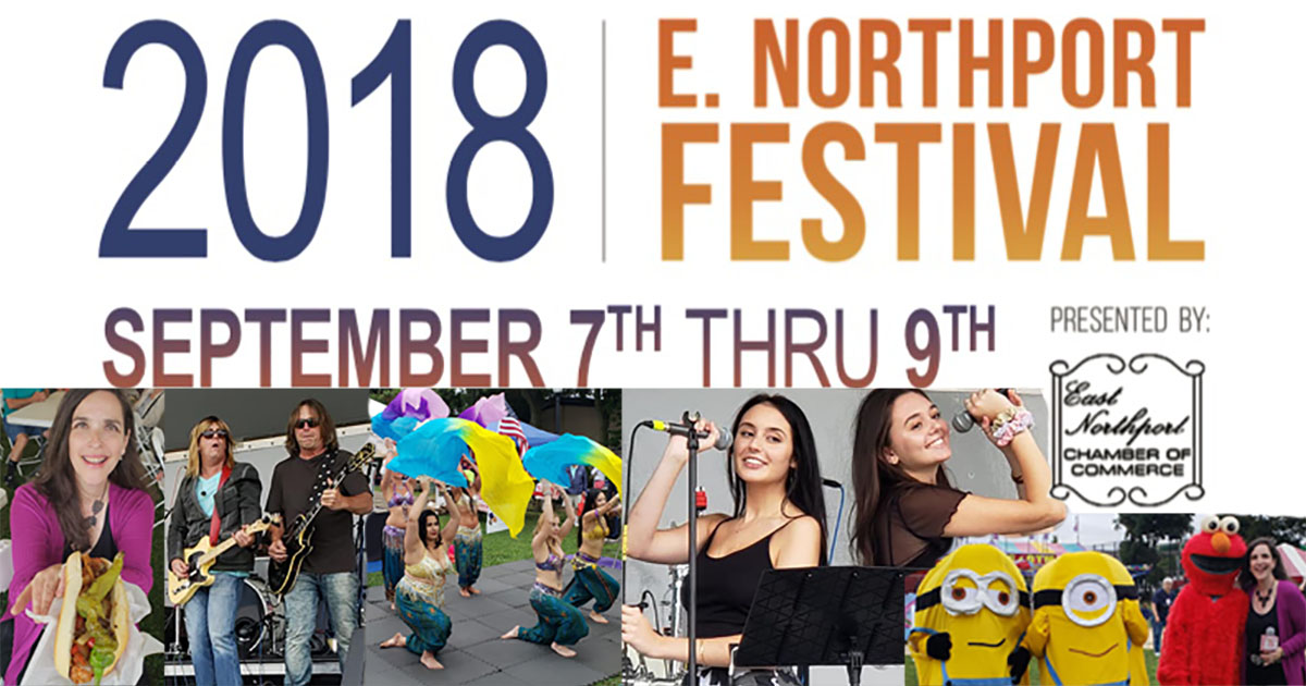 East Northport Festival 2018