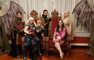 Game of Thrones with Chef Paula